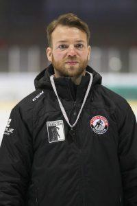 Alexander Baum, Nachwuchstrainer Rote Teufel Bad Nauheim, Rote Teufel Bad Nauheim, Bad Nauheim, Colonel-Knight-Stadion, 15.02.18